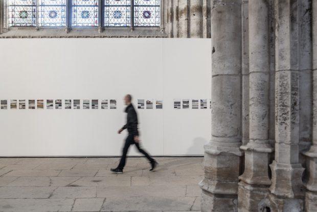 matthieu martin, photo, julien paquin, exposition, abbatiale saint ouen, drac normandie rouen, artiste