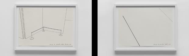 matthieu martin, principe de précaution, dessin, musee, galerie, sculptures